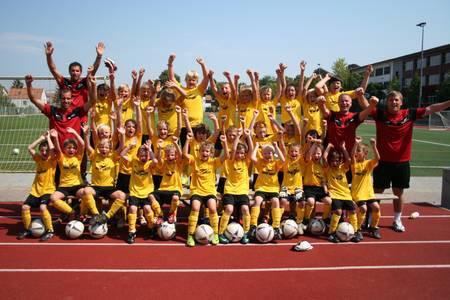 Kick it! Fussballcamp